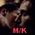 Krycek/Mulder